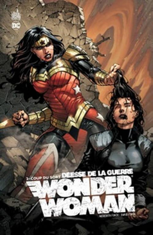 Wonder Woman, déesse de la guerre, tome 2 – Coup du sort