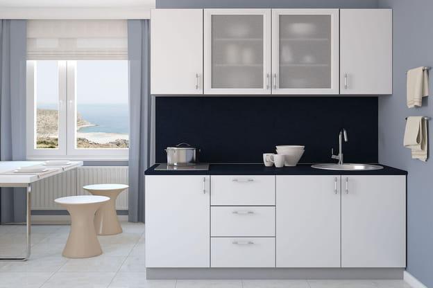 Cucine piccole: 5 idee per economizzare gli spazi