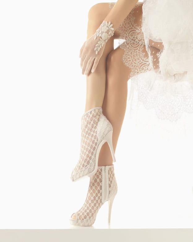 أحذية روزا كلارا لعروس 2016