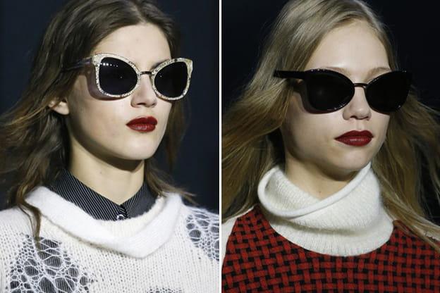 23e9c1f051839 إختاري نظارتك الشمسية بحسب شكل وجهك