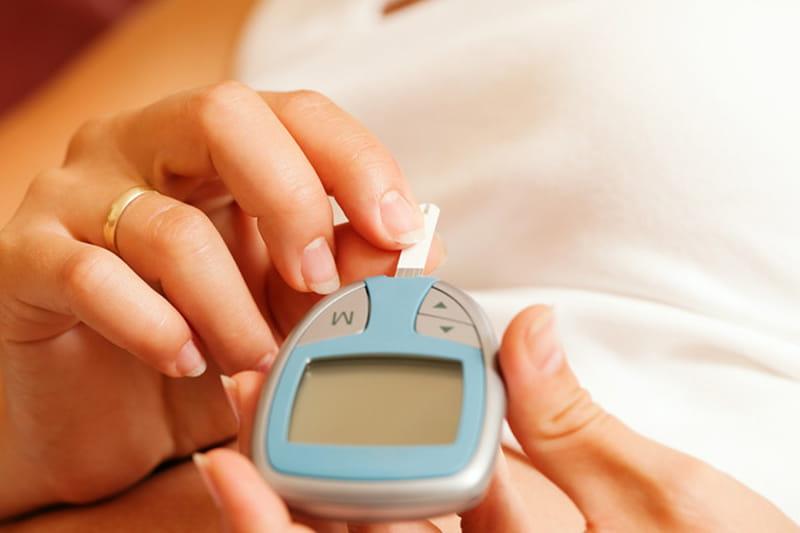 От чего повышается сахар у беременных 78