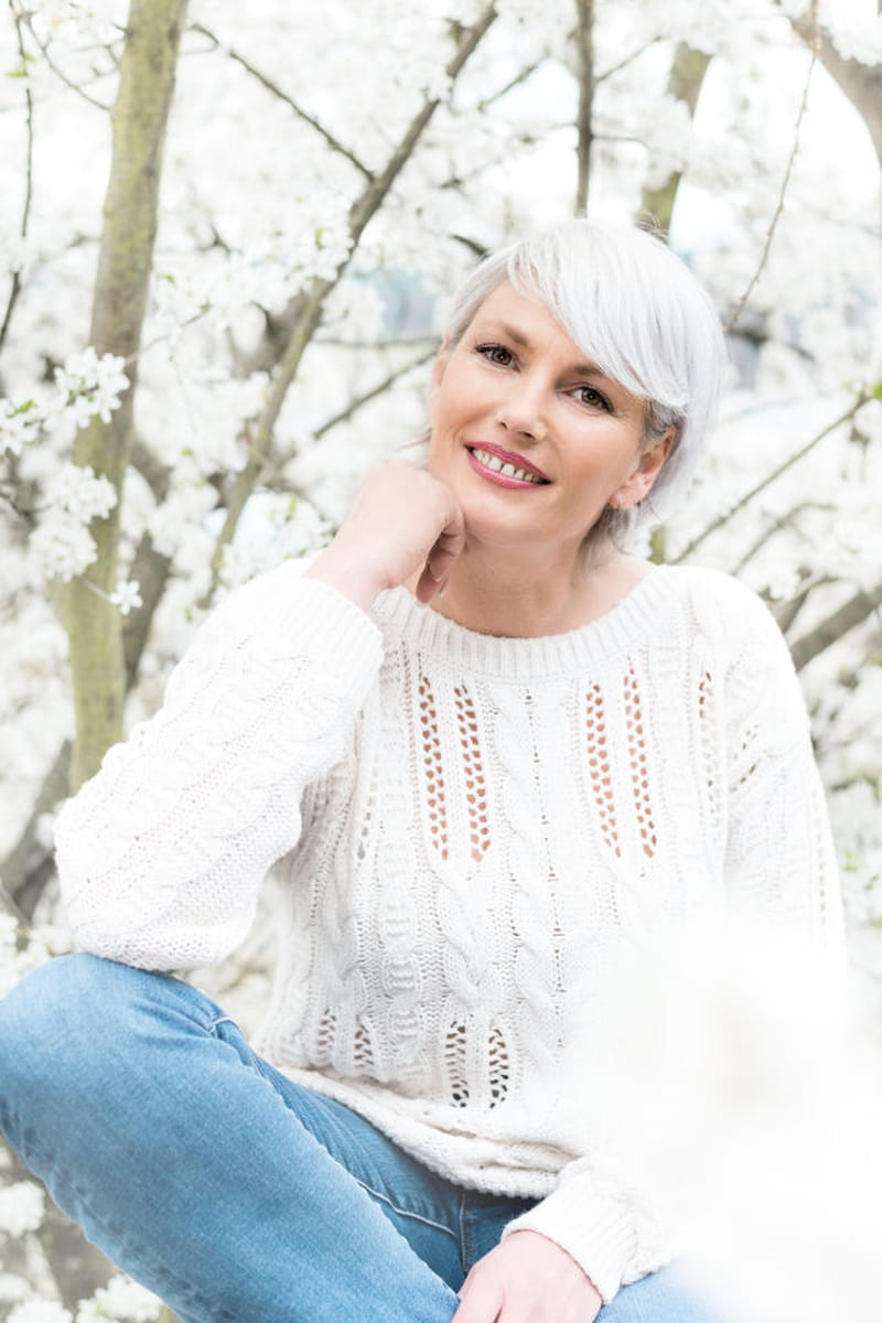 Capelli bianchi: tutto quello che c'è da sapere