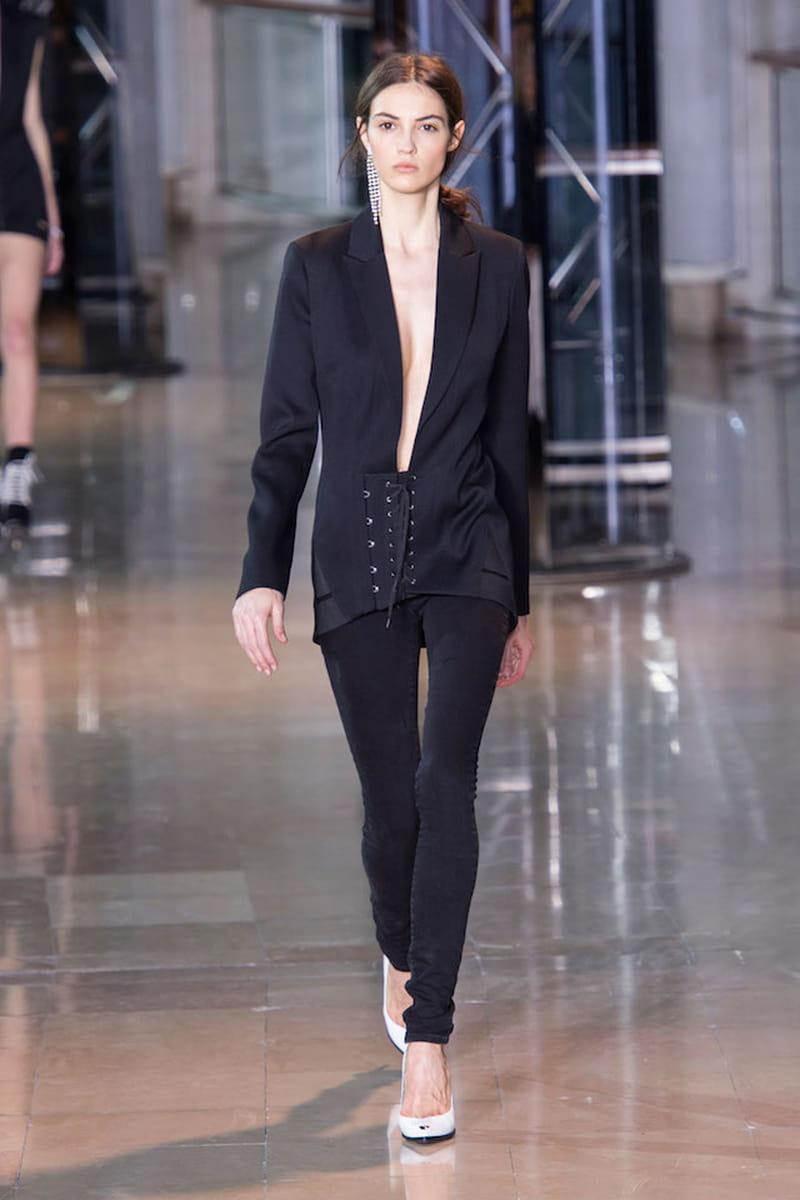 f17dc0332fb7 Tailleur pantalone: tendenze Inverno 2017