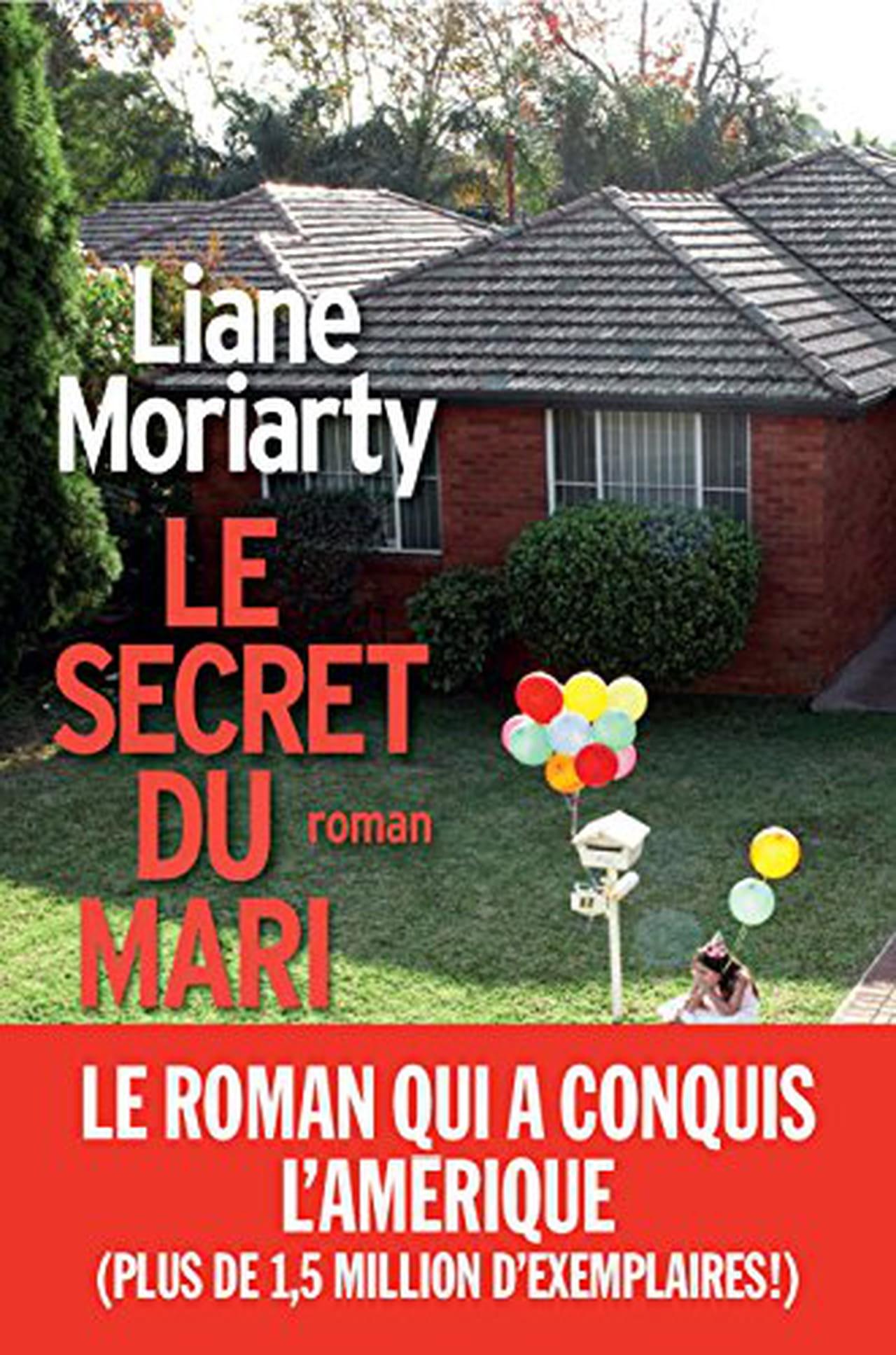 """Résultat de recherche d'images pour """"Liane Moriarty - Le secret du mari"""""""