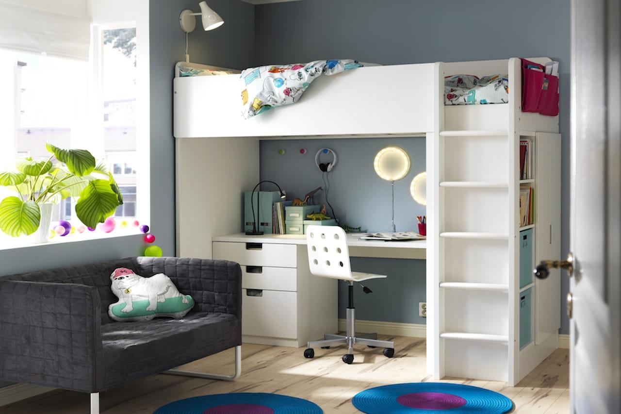 Camerette Ikea: proposte per neonati, bambini e ragazzi
