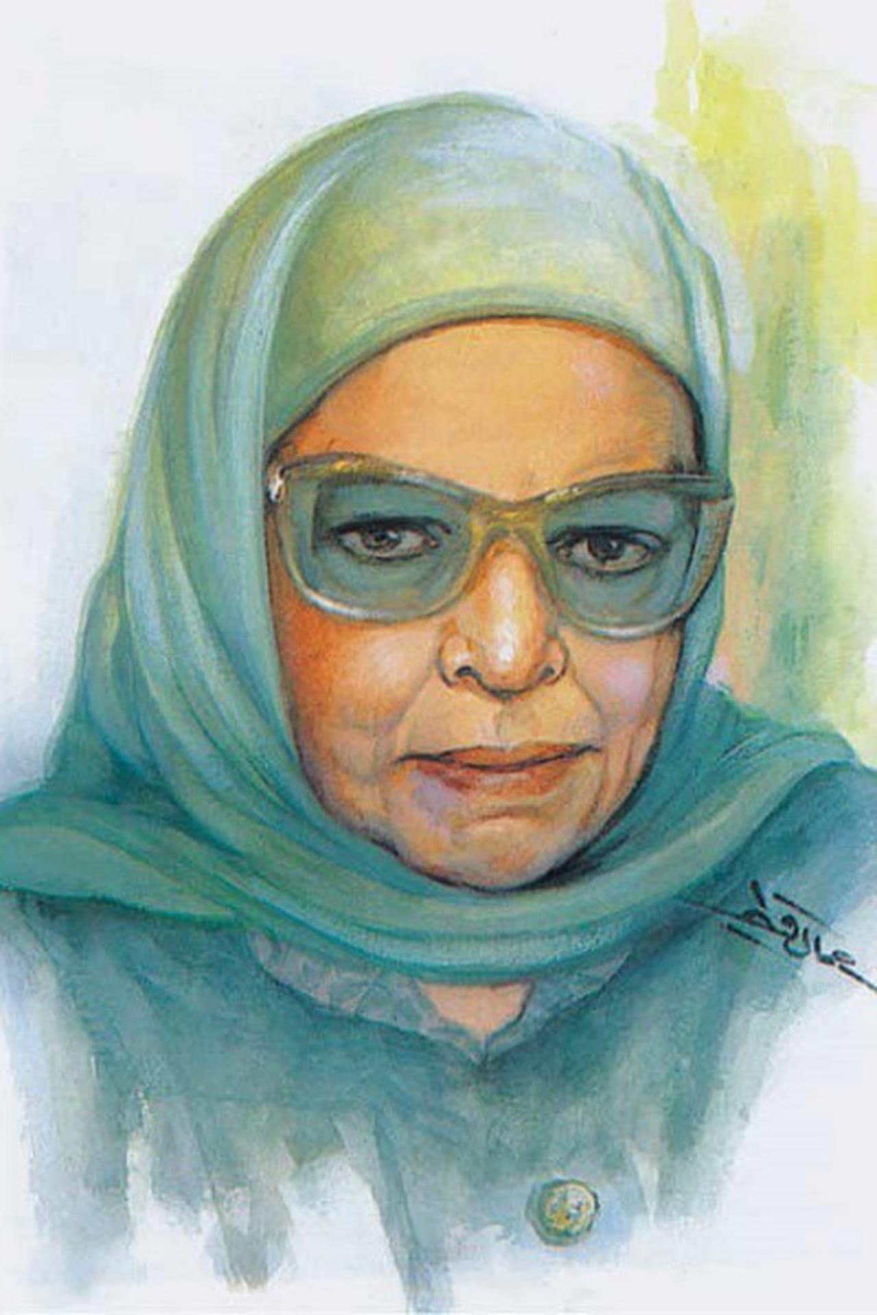 عائشة عبد الرحمن .. بنت الشاطئ