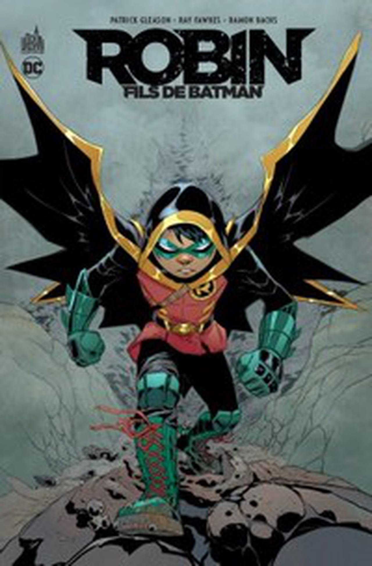 Robin Le Fils De Batman