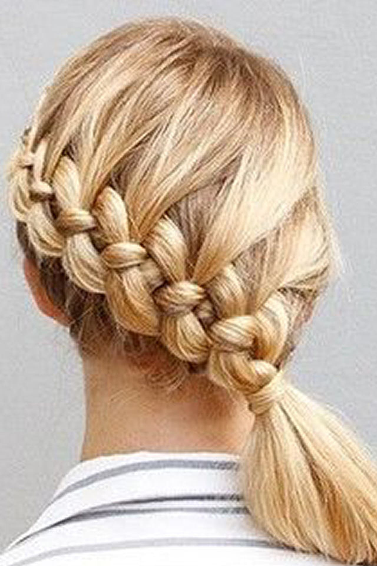plaits for long hair styles trecce capelli le tendenze dell estate 2016 4928 | 1196530