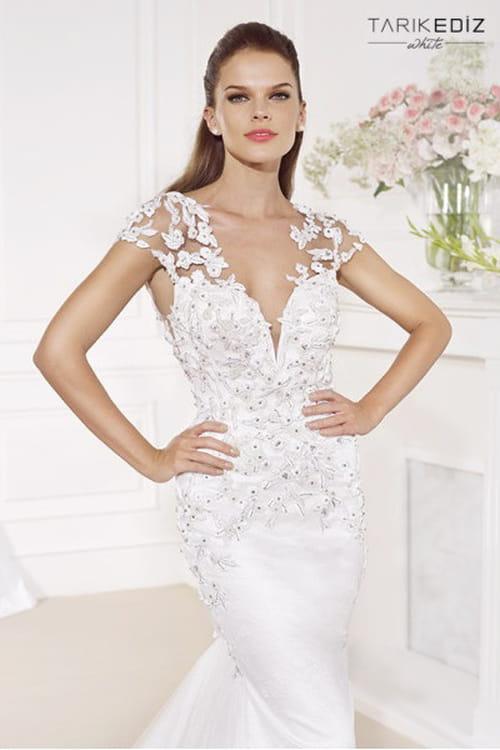 بجمالك بفستان زفافكمع ماجستي تألقي بليلة زفافكتألقي في يوم زفافك